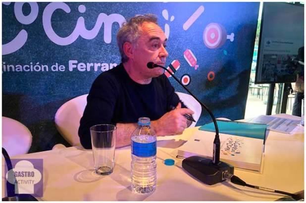 Te cuento en la cocina Ferran Adria