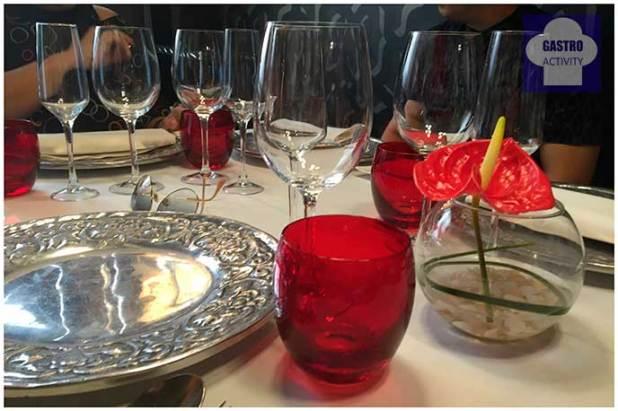 Comedor Restaurante Gala Madrid