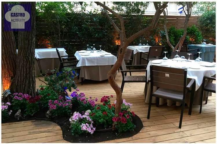 Doña Tecla comedor 12 terrazas de Madrid en 2016 para disfrutar