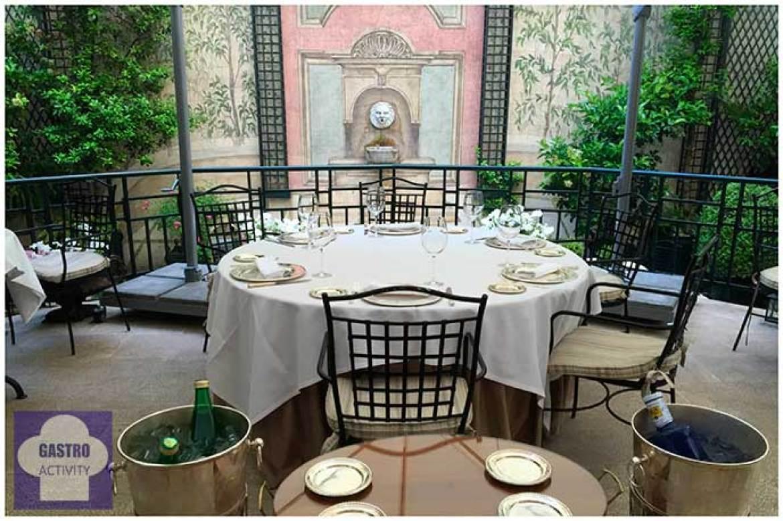Terraza hotel Orfila fuente12 terrazas de Madrid en 2016