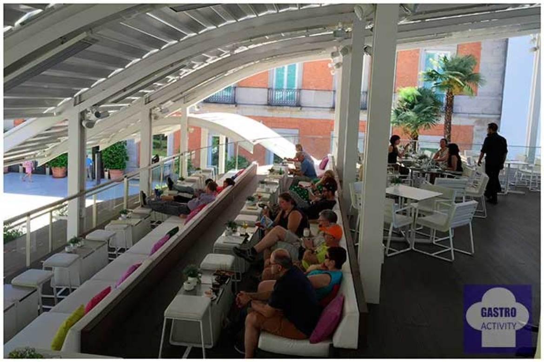 Las Terrazas del Thyssen gradas 12 terrazas de Madrid en 2016