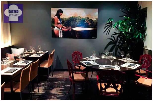 Comedor Restaurante La Candelita Madrid