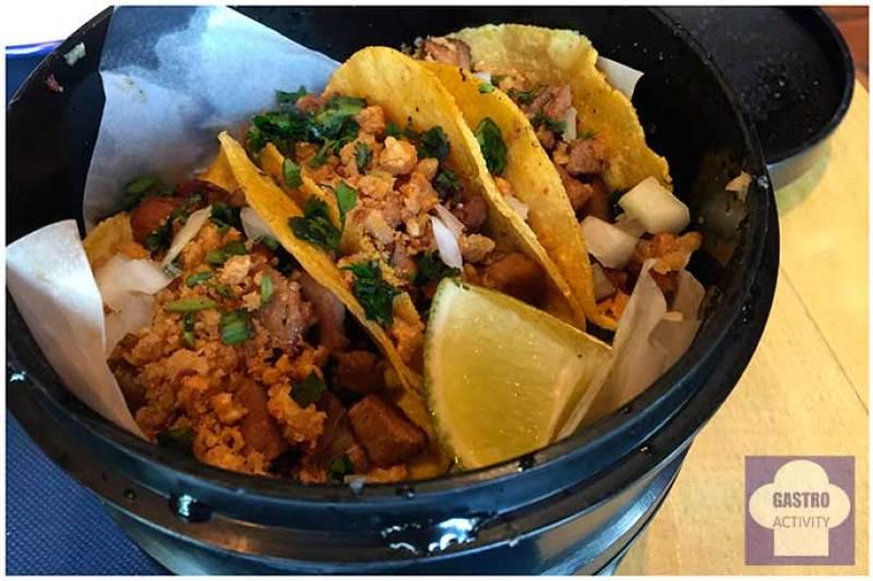 Tacos campechanos La Chelinda Taqueria
