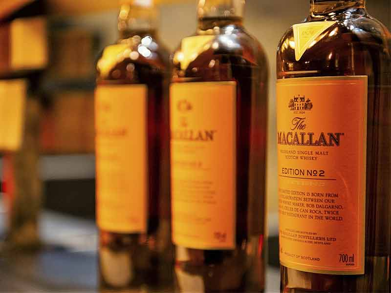 The Macallan edition numero 2 Hermanos Roca