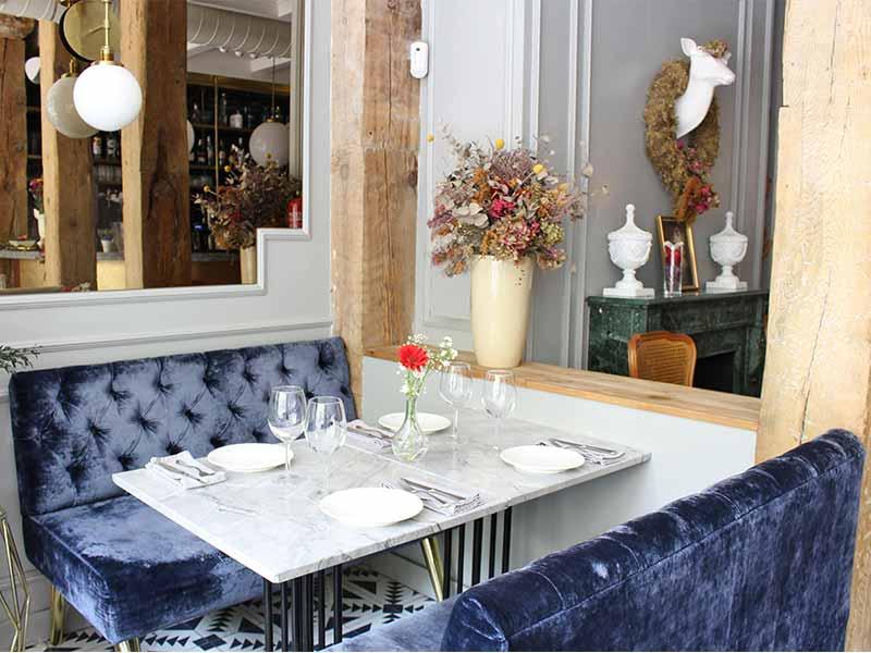 Restaurante Gigi comedor