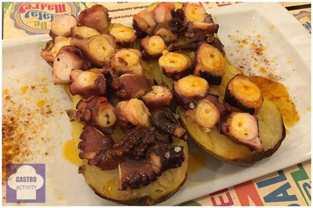 Patatas Finiesterre De Patata Madre Madrid