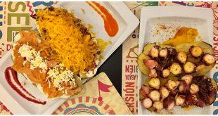 De Patata Madre, patatas asadas con recetas internacionales
