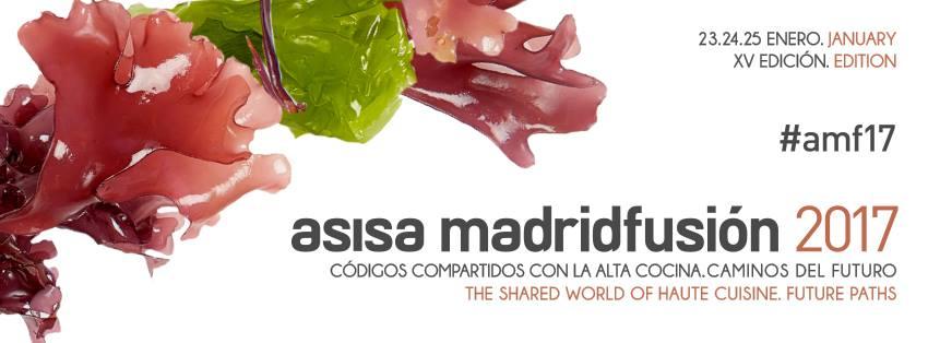 ASISA MADRID FUSION 2017 enero el mes de la gastronomia en madrid
