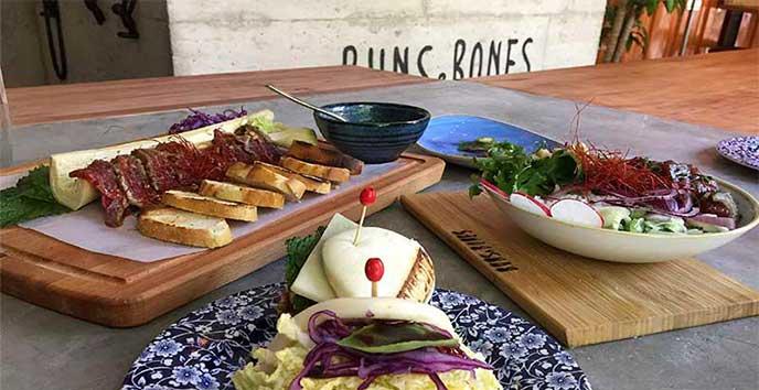 Buns and Bones Guzman el Bueno Madrid