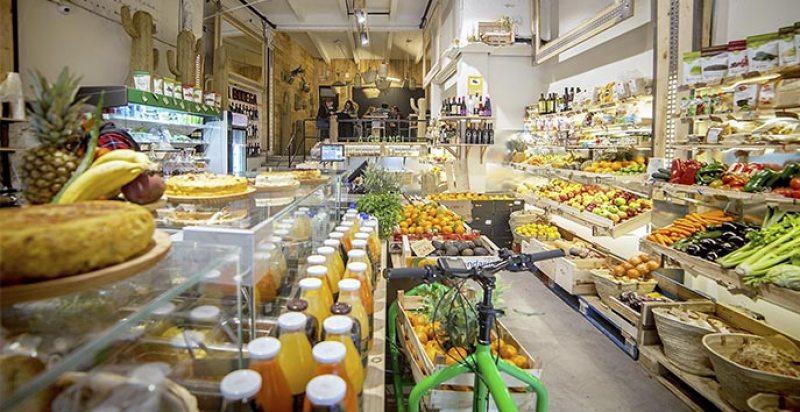 La Huerta de Almeria tienda y restaurante