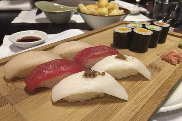 Sushi y Makis Duck & Sushi