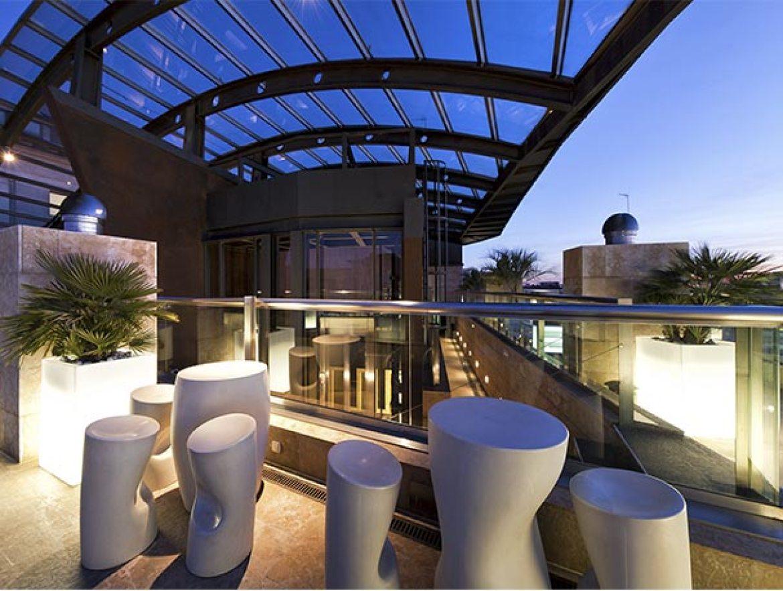 Hotel Urban Mejores terrazas de Madrid de 2017