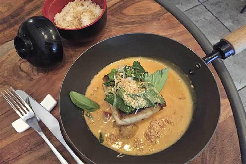 Corvina Salvaje Kuoco 360 Food
