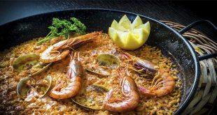 III Ruta de la paella y el arroz 2017 Madrid
