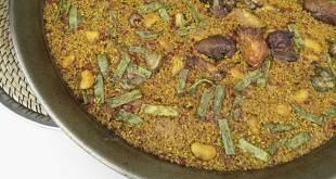 III Ruta de la Paella restaurante Que si quieres arroz Catalina Paella valenciana