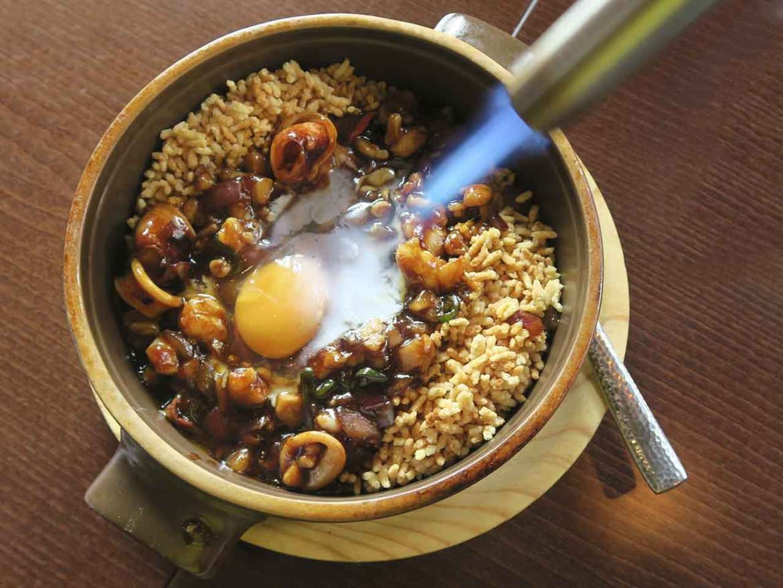 Arroz Ku Bak Restaurante Shanghai Mama