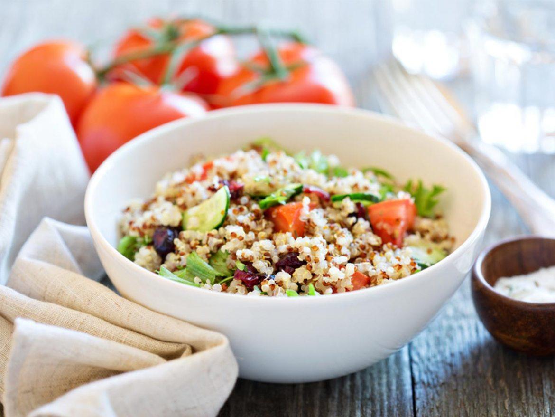 El Granero Integral ensalada de quinoa
