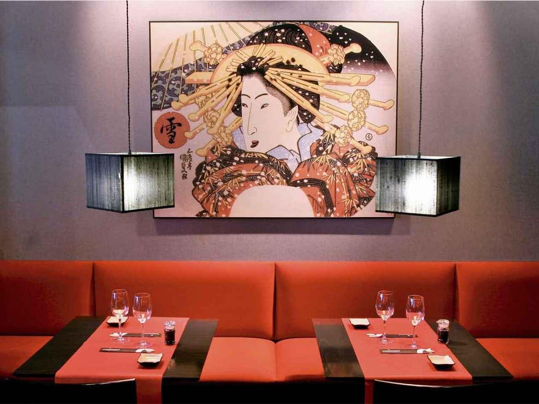 Restaurante japones Inari