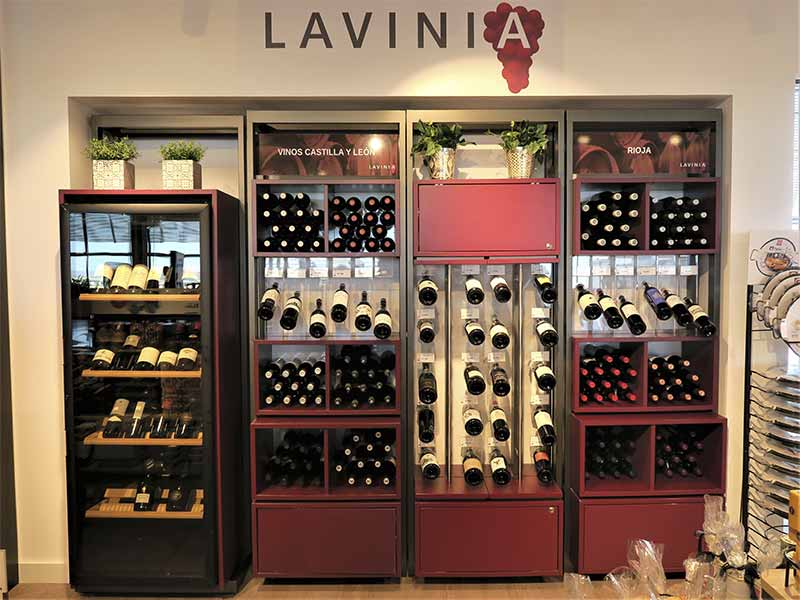 Sibarium Delicatessen Corner de LAVINIA