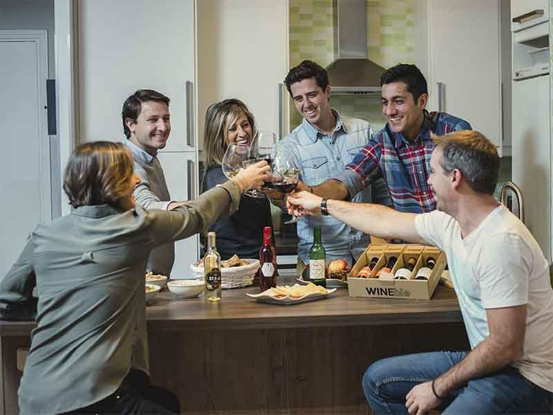 WINEbie club de vinos para jovenes sin complejos