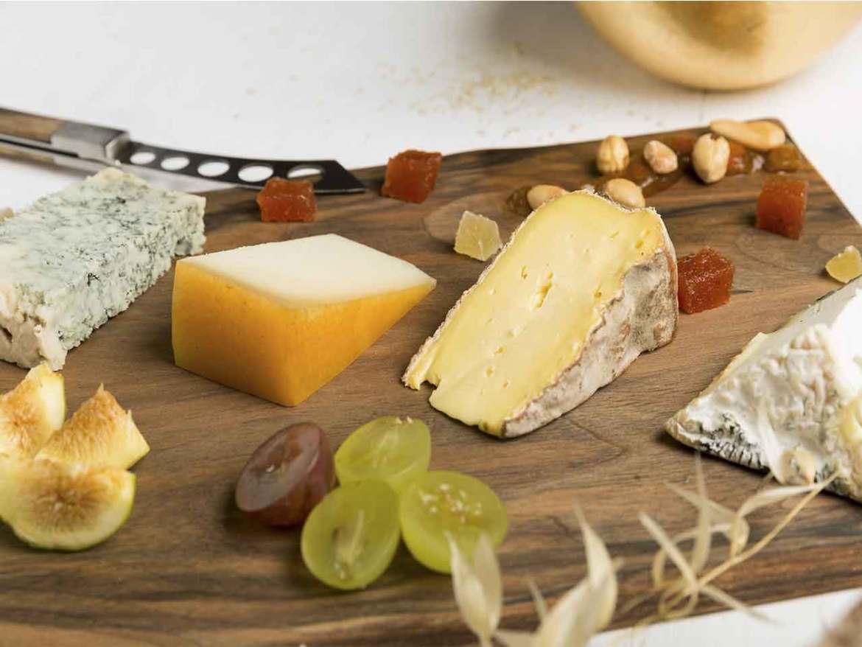 QAVA por Martin Afinador tabla de quesos