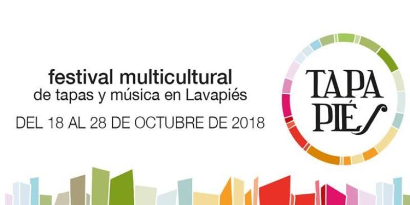 Tapapies 2018 logo