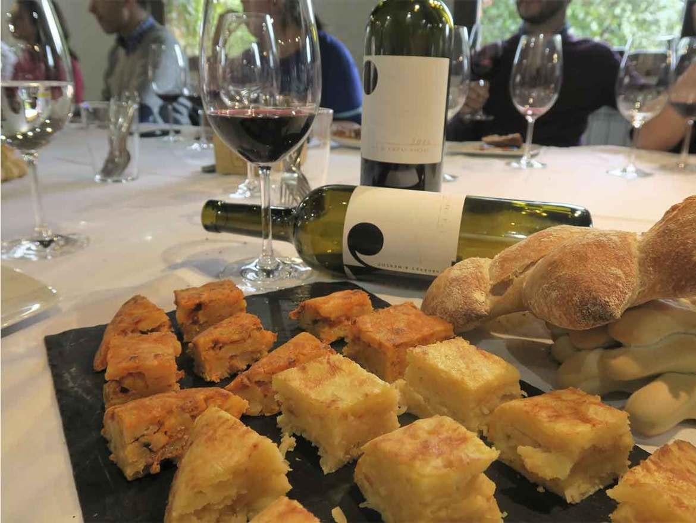 Bodegas Valtravieso cata maridaje Catering Esgoevents