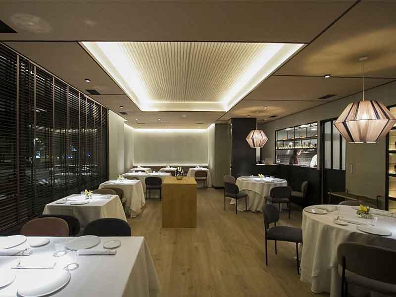 Nochevieja 2018 Madrid restaurante Clos