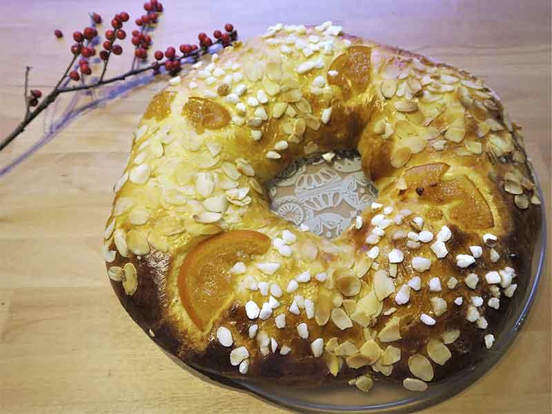 Mejores roscones de Madrid de 2018 Cafes Tornasol
