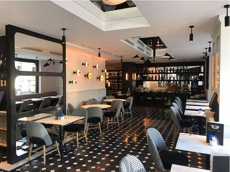 Restaurante Alma Of Spain restaurantes para celebrar el dia del padre en madrid