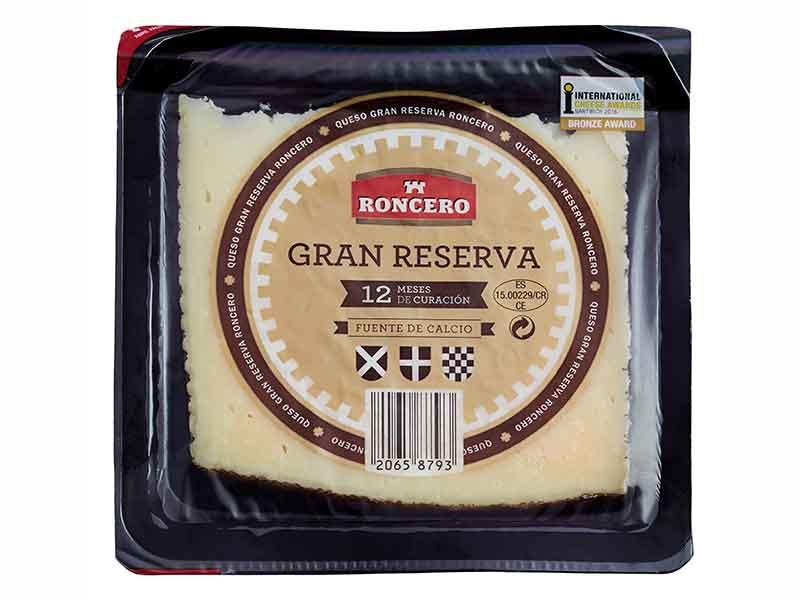 Tres mejores quesos del mundo Lidl Roncero Queso Gran Reserva