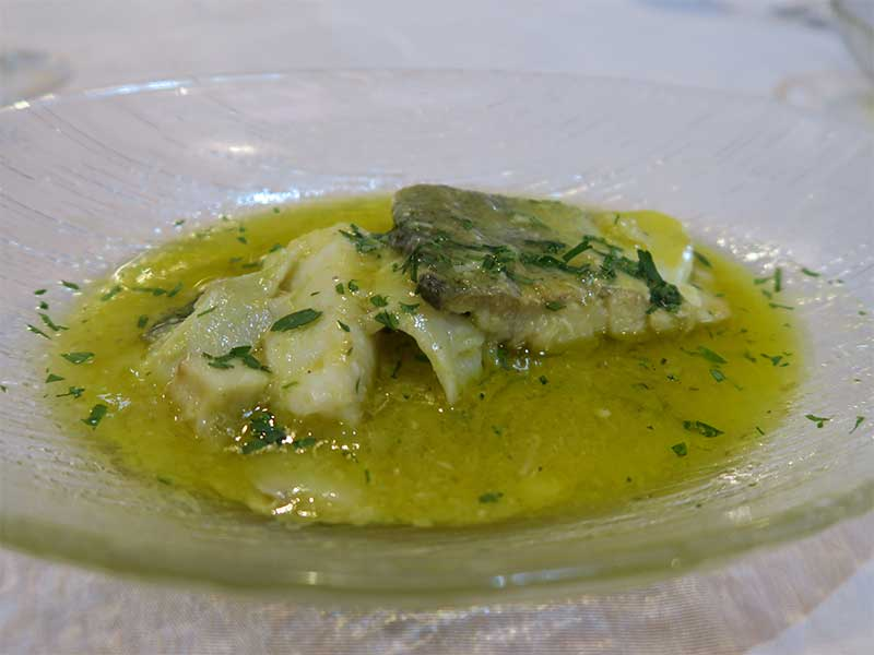 Bacalao restaurante Don Bacalao