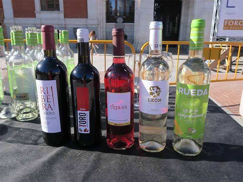 Denominaciones de Origen vinos de Valladolid
