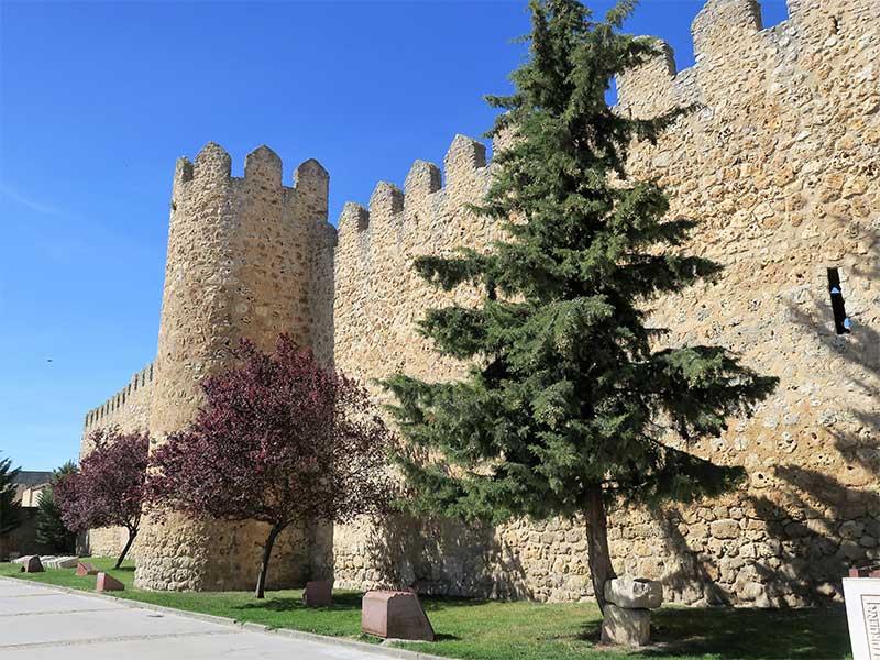 Muralla de Urueña Valladolid