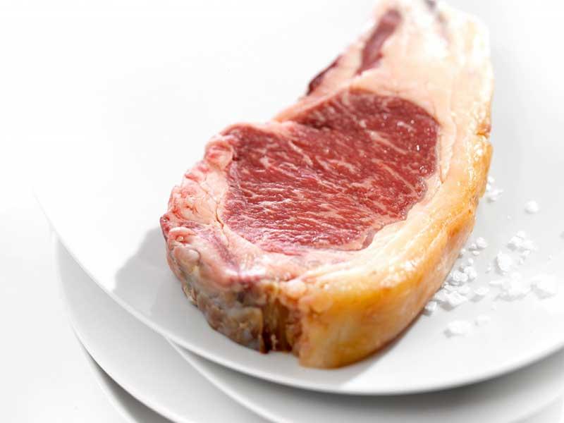 Carne de La Finca de Jimenez Barbero