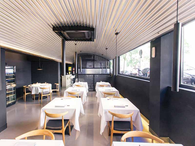 Restaurante Medea comedor