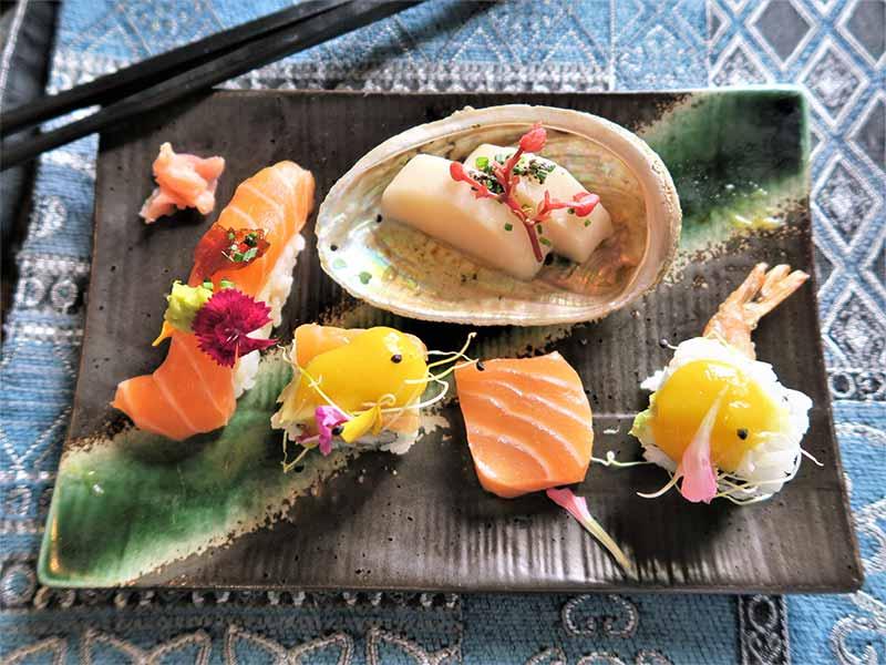 Restaurante Kiboka comida japonesa