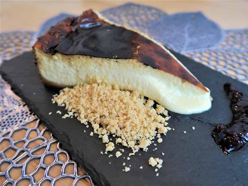 Le Qualite Tasca Tarta de queso