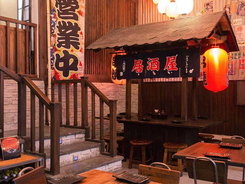 Ninja Ramen restaurante