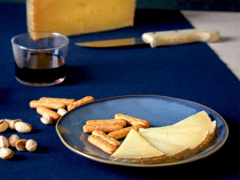 queso manchego aperitivo