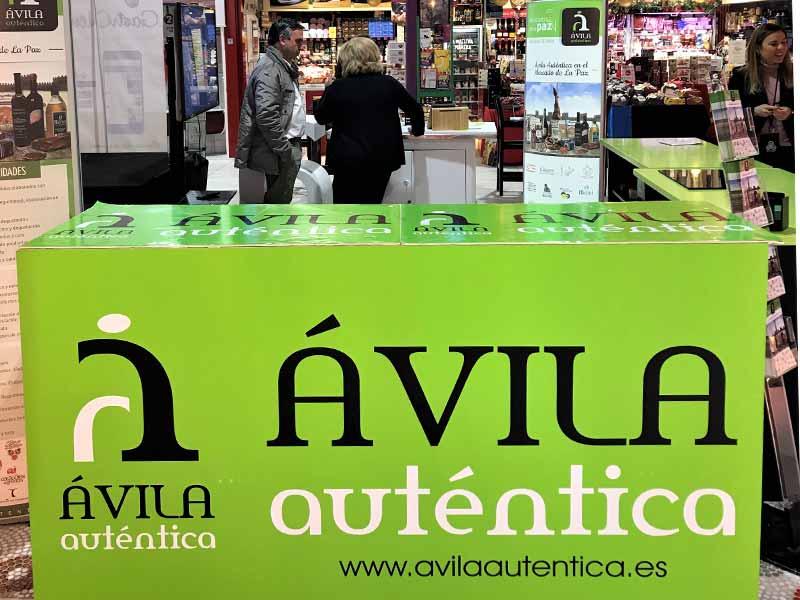 Avila Autentica Mercado de La Paz de Madrid