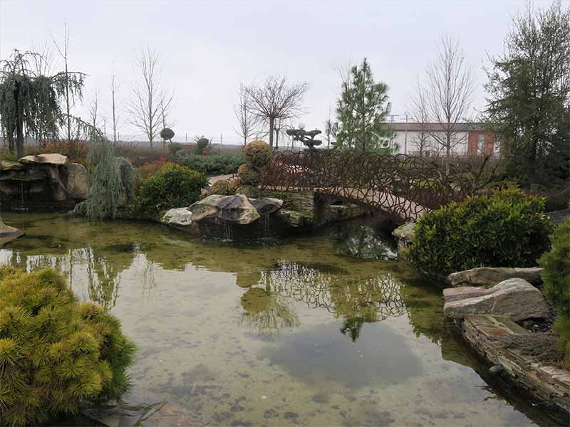 Jardin Japones Bodegas Nexus