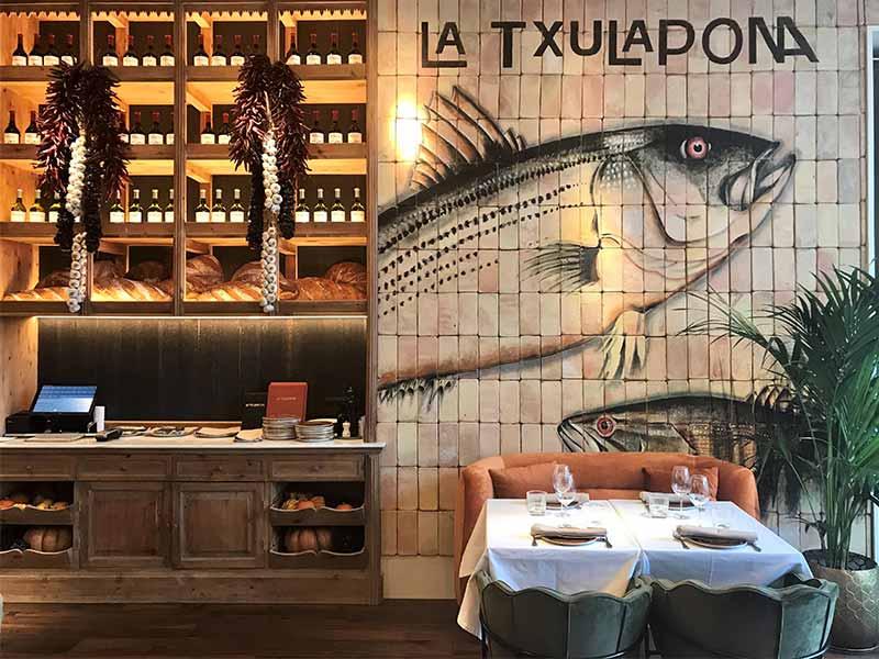 Restaurante La Txulapona
