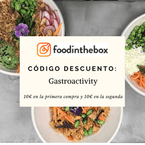 Food in the box Codigo Descuento