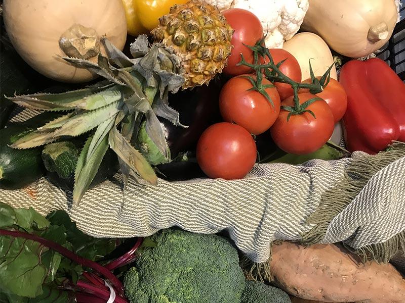mediterranean box fruta y verdura