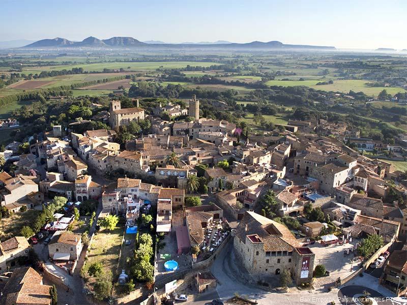 Descubre Girona Pals