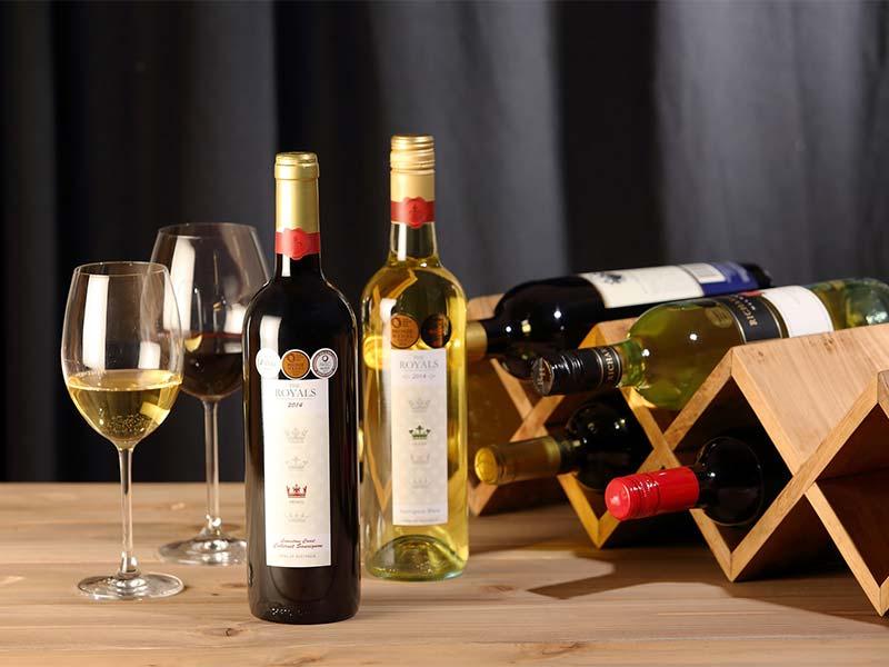 como elegir un vino tinto o blanco