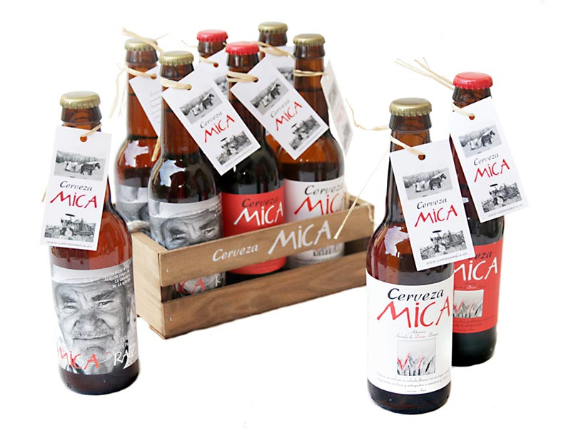 Cerveza Mica pack