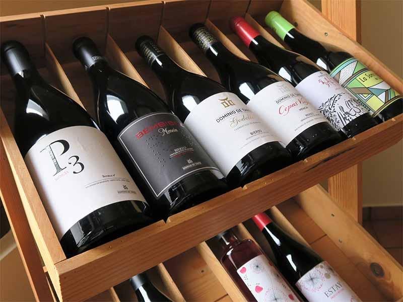 Dominio de Tares vinos