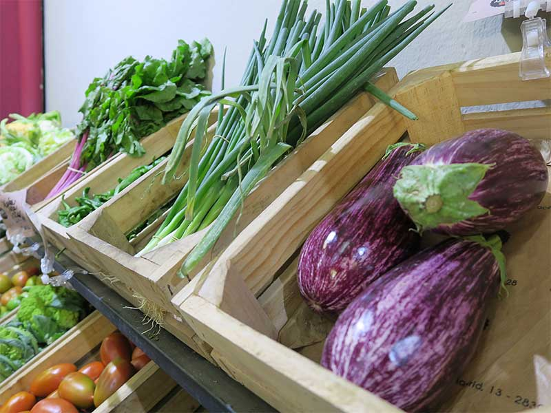 Fruterias la Huerta de Aranjuez tienda